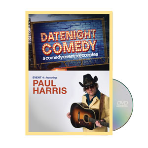 Date Night Comedy Event 4 DVD License