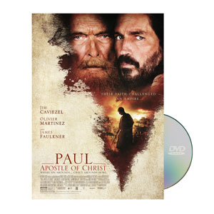 Paul, Apostle of Christ DVD License