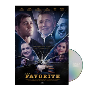 The Favorite DVD License