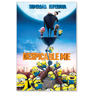 Despicable Me  Movie License Packages
