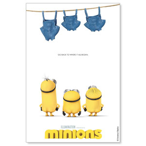 Minions Movie License Packages