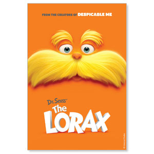 The Lorax Movie License Packages