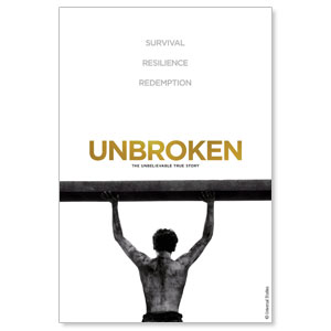 Unbroken Movie Licenses