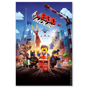 The Lego Movie Movie Licenses