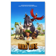 The Wild Life Movie License Package
