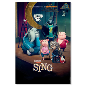 Sing Movie License Packages