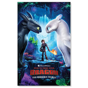 How to Train Your Dragon: The Hidden World Blockbuster Movies