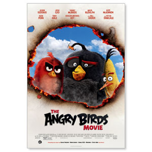 The Angry Birds Movie Blockbuster Movies