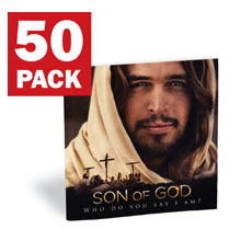 Son of God Who is He? Booklet