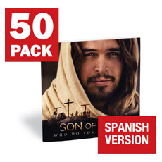 Son of God: Spanish Booklet