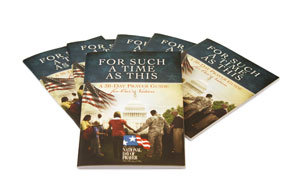 National Day of Prayer Outreach Booklets