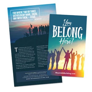 BTCS You Belong Here Outreach Engagers