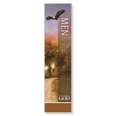 Nature Men Fabric ImageBanners