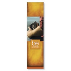 Be the Church Fabric ImageBanners