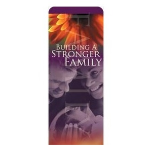 "Strong Family 2'7"" x 6'7"" Sleeve Banners"