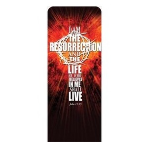 I am the Resurrection Banners