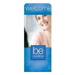 Be the Church Welcome Banners