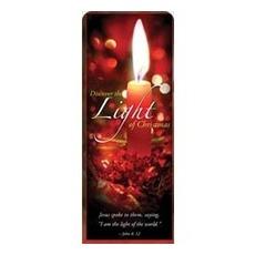 Discover Christmas Light Banner