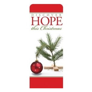 Hope Christmas Tree Banners