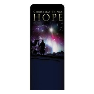 Christmas Brings Hope Banners