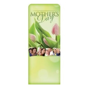 "Celebrate Mother 2'7"" x 6'7"" Sleeve Banners"