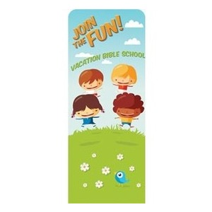 "VBS Join The Fun 2'7"" x 6'7"" Sleeve Banners"