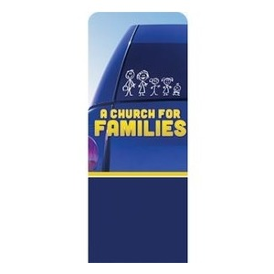 Church for Families Banners