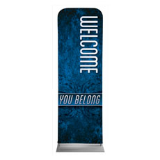 You Belong Welcome Banner