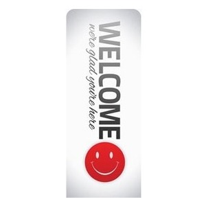 Pinstripe Welcome Banners