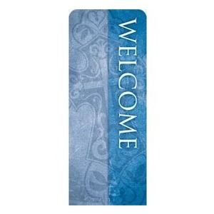 Cross Welcome Banners