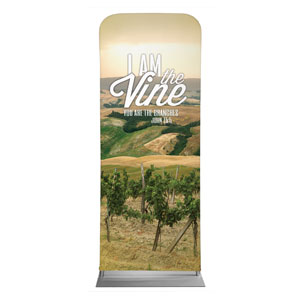 "Reflections Vine 2'7"" x 6'7"" Sleeve Banners"