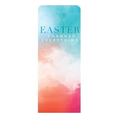 Easter Color Banner