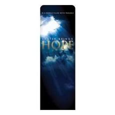 Hope Breaks Through Banner