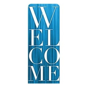 Blue Streak Welcome Banners