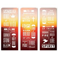 Phrases Triptych Banner