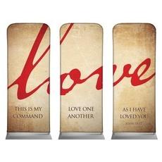 Love Triptych Banner