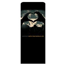 Worshiper Heart Banner