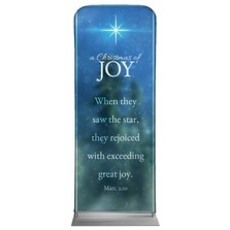 Christmas of Joy Banner