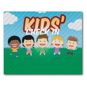 Happy Kids Jumbo Banners