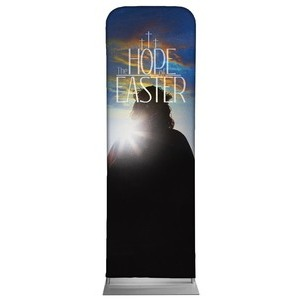 Hope of Easter 2 x 6 Sleeve Banner