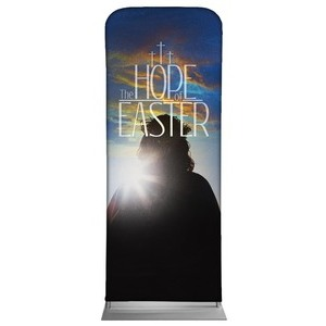 "Hope of Easter  2'7"" x 6'7"" Sleeve Banners"