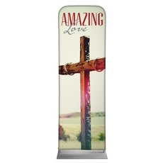 Amazing Love Cross Banner