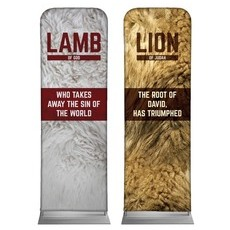 Lamb and Lion Pair