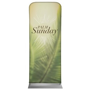 "Traditions Palm Sunday 2'7"" x 6'7"" Sleeve Banners"