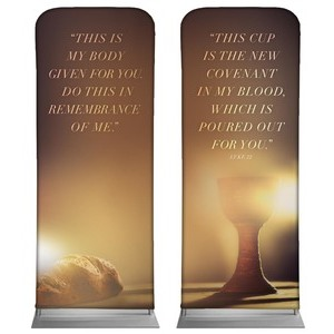 Luke 22 Pair Banners