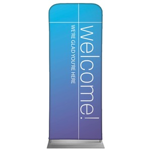 Color Wash Welcome Banners
