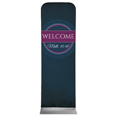 Together Circles Welcome Banner