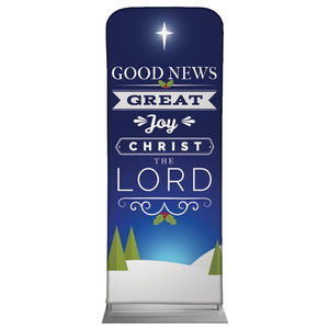 "Christ The Lord 2'7"" x 6'7"" Sleeve Banners"