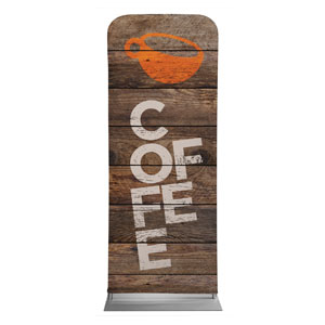 Shiplap Coffee Natural Banners