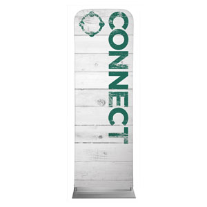 Shiplap Connect White Banners